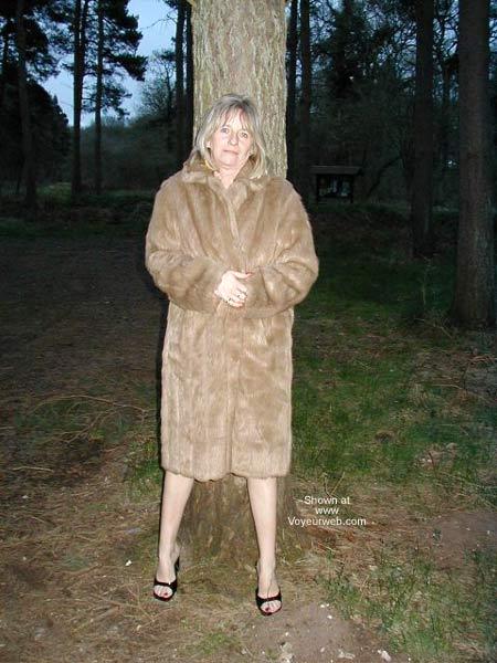 Pic #1 Karen in Thetford Forest