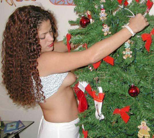 Pic #1 Christmas Bondage