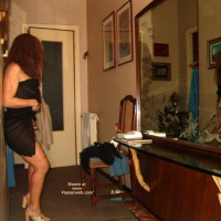 Venus To The Mirror