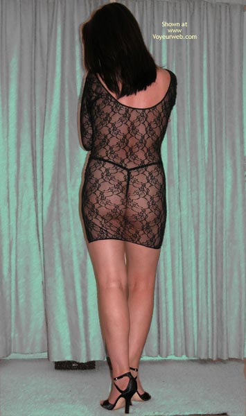 Pic #1 Oriental Linda'S See Through Dress
