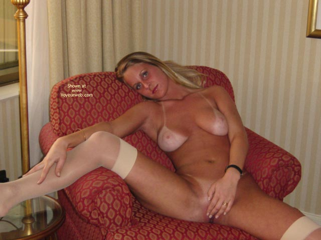 Pic #1 Cindylove In The Armchair