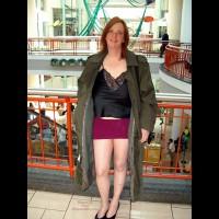 Eileen at Carousel
