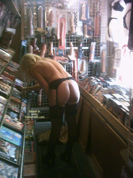 Pic #1 *Sn Jaol In An Adult Store 2