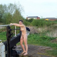 Wife at The Canal