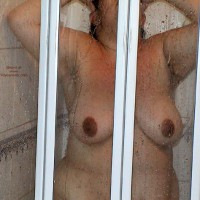 My Pregnant Wife in Shower