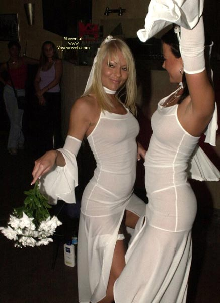 Pic #1 *Gg Wedding Night