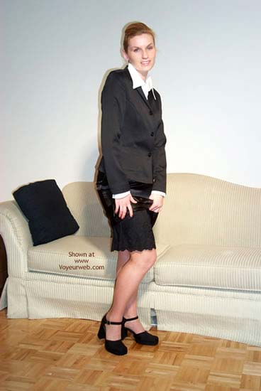 Pic #1 *PA KCat in Nylons