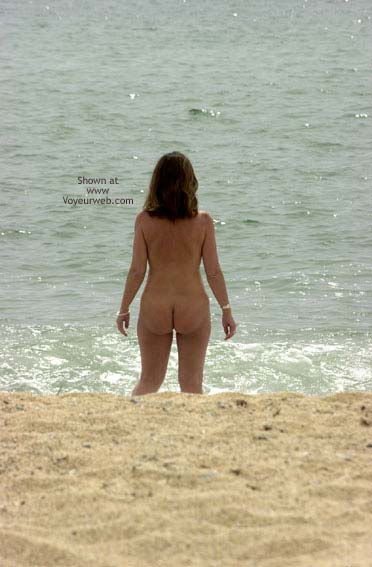 Pic #1Nude On The Beach