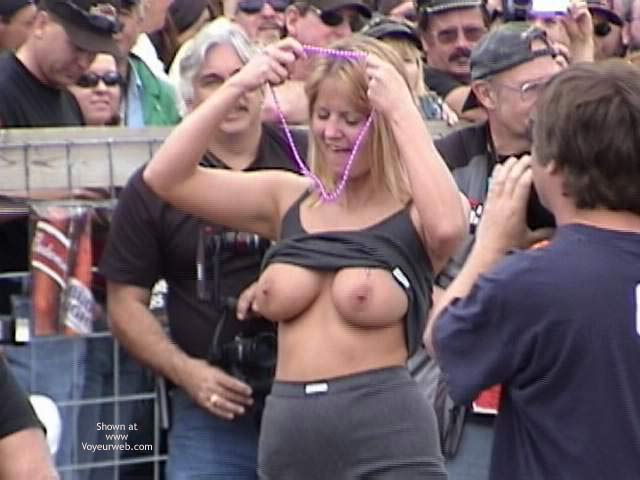 Pic #1 French at Cabbage Patch Bikeweek 2001