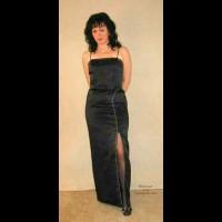 Mel's Elegant (Un)Dress