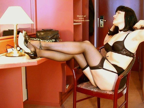 Pic #1 Bettie Page On The Floor