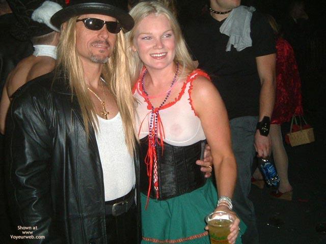 Pic #1 Las Vegas Halloween Crowd
