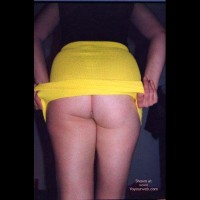 UK Helen Big Bottom, Big Panties!