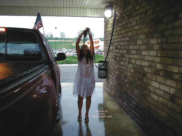 Pic #1 Sam's Power Washer Pictures (Caught in the Action)