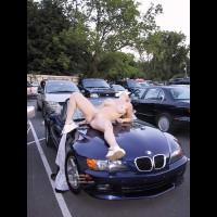 MissMuscle Parking Lot Pics