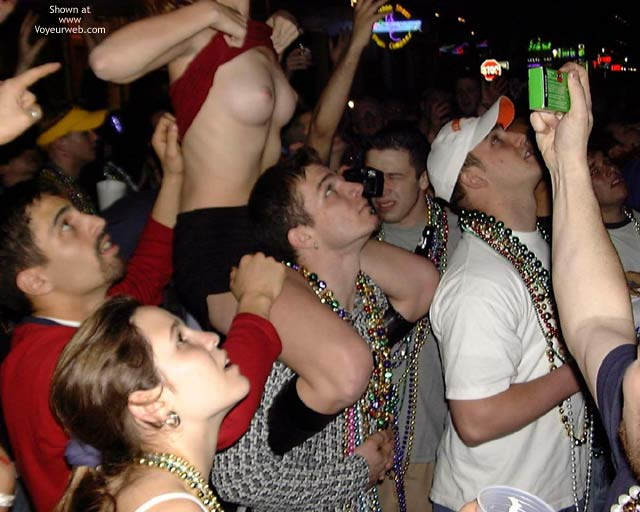 Pic #1 Mardis Gras 2001