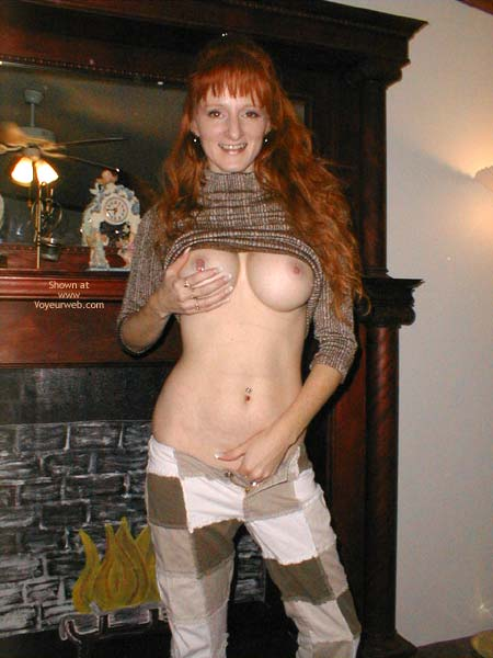 Pic #1 Red Headed Hottie