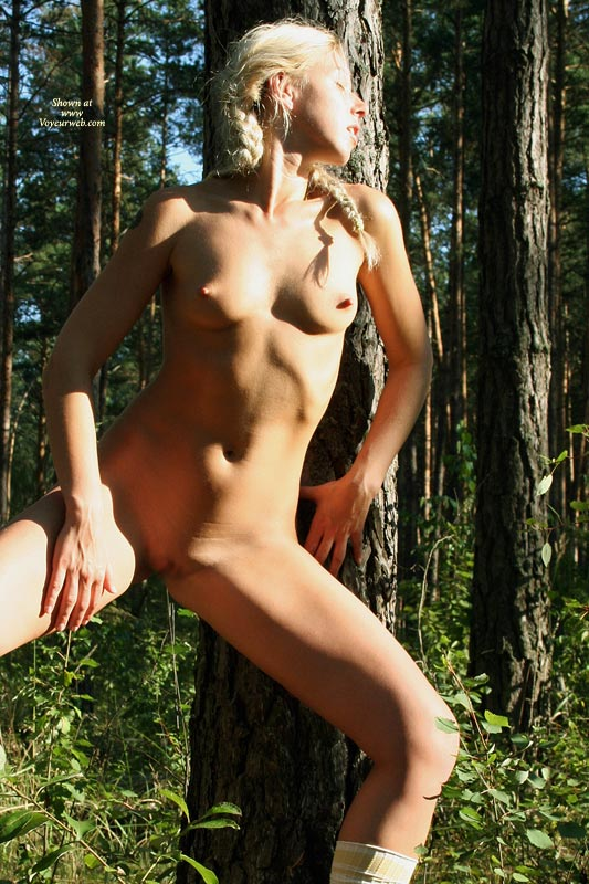 Blonde With Braids Outdoors Nude In The Woods - Blonde Hair, Erect Nipples, Hard Nipple, Small Tits, Spread Legs, Naked Girl, Nude Amateur , Firm Body, Standing Naked Spread Legs In Woods, Legs Spread And Hard Nipples, Small Tits With Erected Nipples, Clean Shaven Pussy, Spreading In The Forest, Sun Shine, Blonde Spread Legs Standing In Woods, Eyes Closed, Braided Blonde Hair, Blonde In Woods Naked, Blond Pigtails Hair, Leaning On A Tree