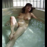 Doctor Wife Relaxes After a Hard Day