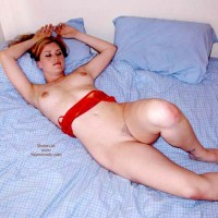 The Bed, In Red, and Spread