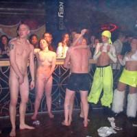 Ibiza Nightclub Voyeur