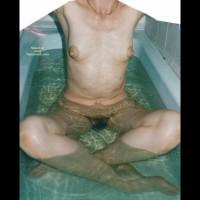 Alana In The Bath