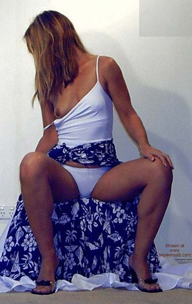 Pic #1 Lady Maree - 44 - White Knickers