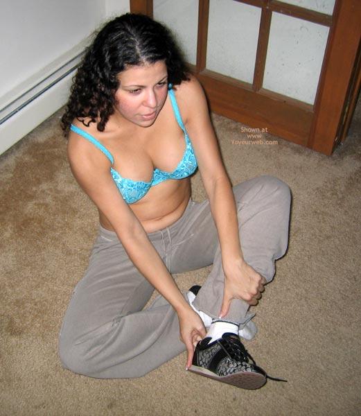 Pic #1 Judy  Playing Around