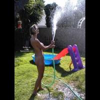*NE Water Fun With Edie
