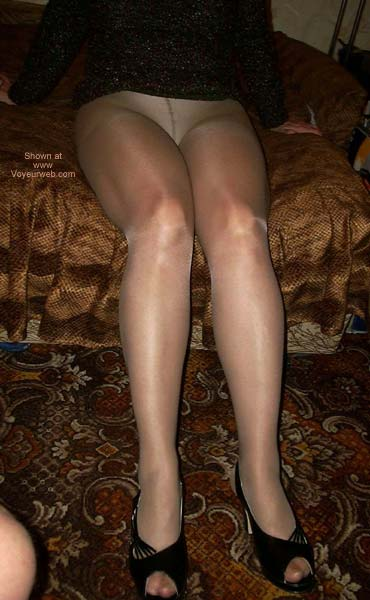 Pic #1 Pantyhose Fun