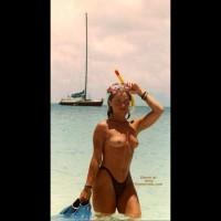Sandy Ex Posing