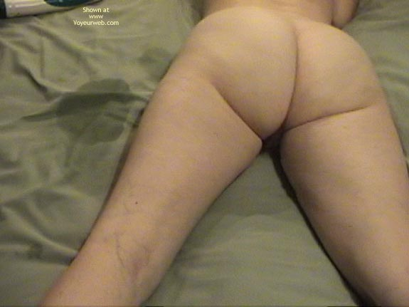 Pic #1Wife'S Big Bush!!