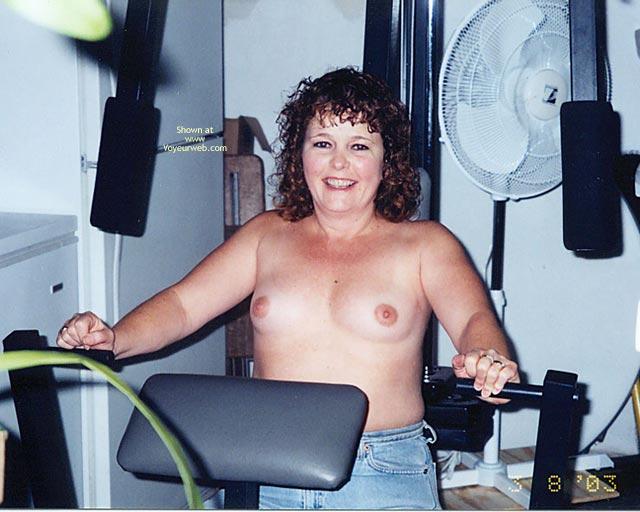 Pic #1 Tonya  In The Gym