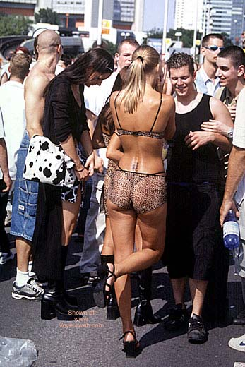 Pic #1 Love Parade 2002 Vienna