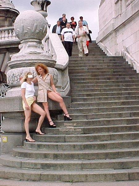 Pic #1 *GG Ma-al & Magalie Along The Seine