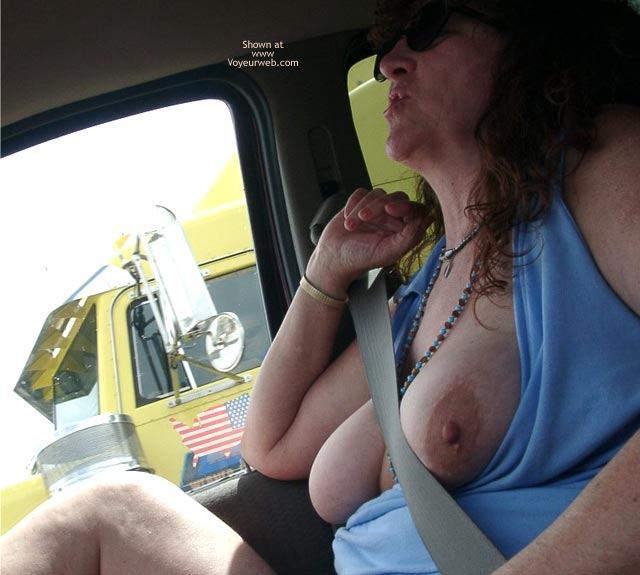 Pic #1 Misti Flashing Truckers