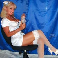 Naughty Nurse Jag