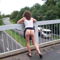 *NP Wife On A Bridge
