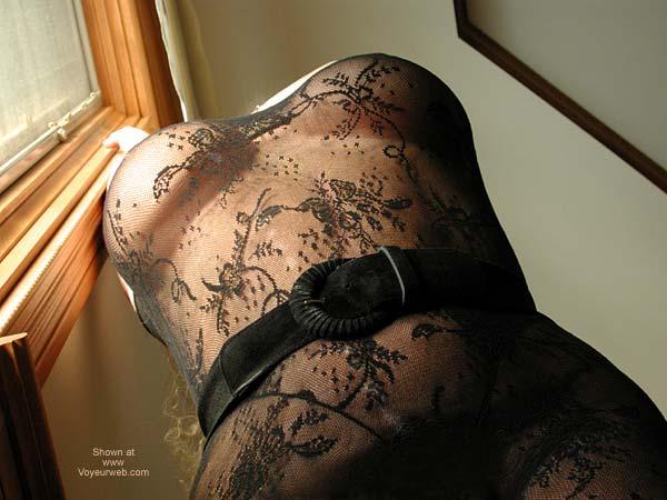 Pic #1 CC Black Catsuit 2