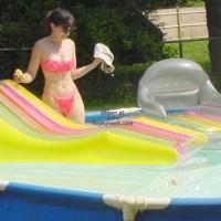 BostonHoney at The Pool