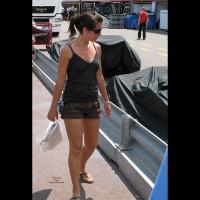 Girls In Monaco Grand Prix