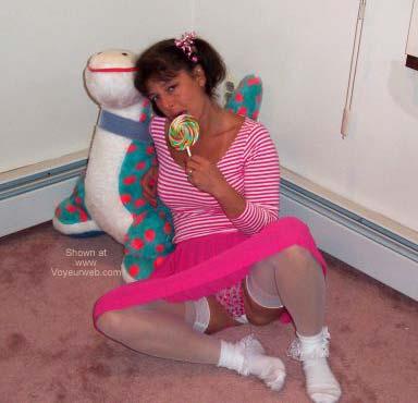 Pic #1Allie Naughty Little Girl