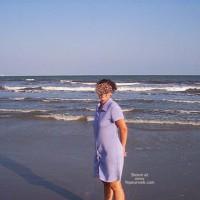 AnATL Walking on The Beach
