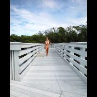 Nikki on The Boardwalk