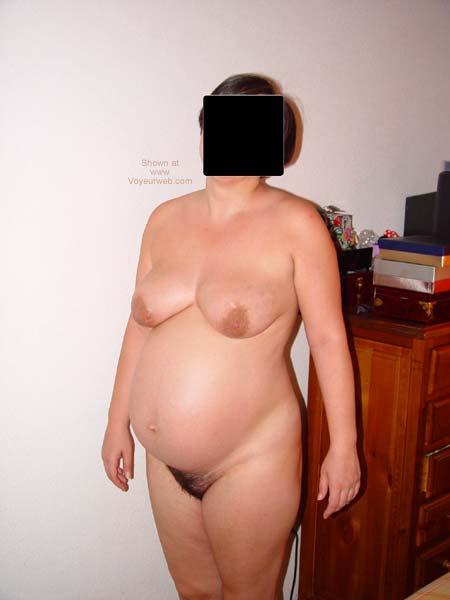 Pic #1 Embarazada de 9 Meses