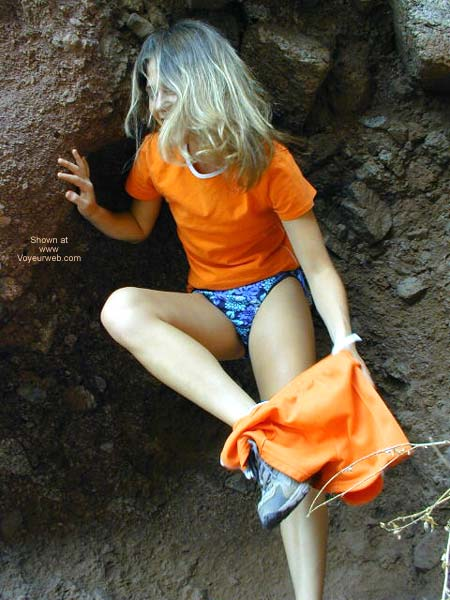 Pic #1 Lindsay The Mountain Climber