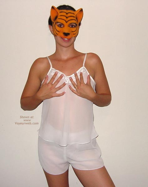 Pic #1 Tigress in White