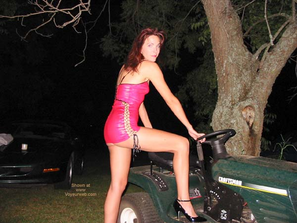 Pic #1 Celeste and The Mower
