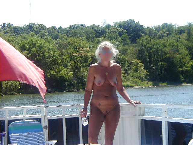 Houseboating On The Illinois River - August, 2002 - Voyeur Web-2535