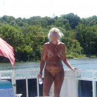 Houseboating on the Illinois River